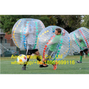 Wholesale Inflatable Human Ball Bubble Soccer Gum Ball Price