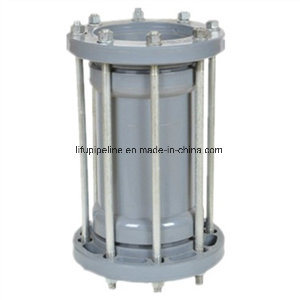 PVC Straight Coupling DIN Standard pictures & photos