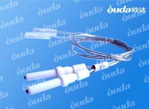 Ignition Electrode for Gas Burner/Ceramic Spark Plug Ignitor pictures & photos