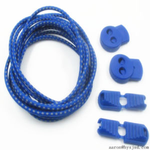 Elastic Shoelace, No Tie Shoelace with Lock pictures & photos