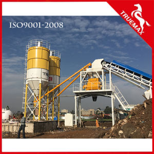 Cbp25s Small Investment Stationary Ready Mix Concrete Mixing Plant with Favourable Price