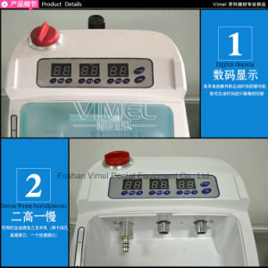 Dental Lubricator Handpiece Lubrication Device Oil Machine pictures & photos