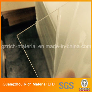 Clear PMMA Sheet Plastic Acrylic Display Sheet Plexiglass PMMA pictures & photos