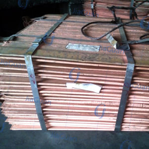Grade AA Copper Cathode Cu 99.99% Lme pictures & photos