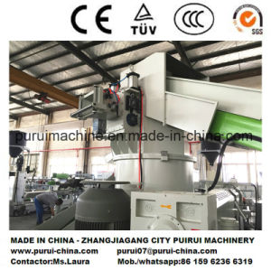 Plastic Extruder Granulator for Non-Printed Edge Trim pictures & photos