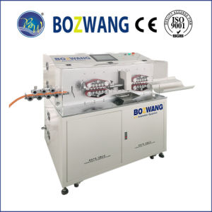 Computerized Cutting and Stripping Machine for 120 mm2 Cable pictures & photos