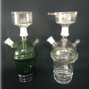 Starbuzz Hookah Transparent and Green Color pictures & photos