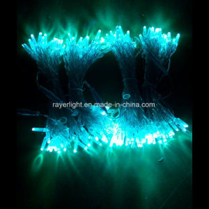 Turquoise Customized Color LED Light String Light for Landscaping Decoration pictures & photos