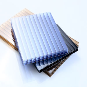 Ten Years Quality Multiwall Polycarbonate Sheet pictures & photos