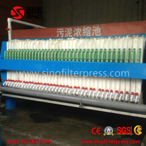 High Quality Biochemical Wastewater Filter Press Manufacturer pictures & photos