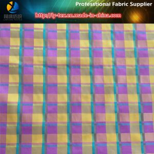 70d Nylon DTY Yarn Dyed Check Fabric in 5 Colors pictures & photos