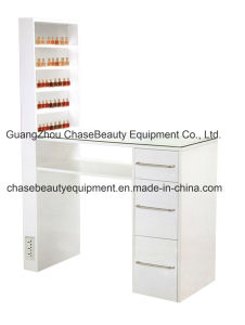 Fashion Design with LED Printing Light Manicure Tables for Sale pictures & photos