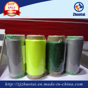 40150/36 Polyester Spandex Covered Yarn for Socks and Weaving pictures & photos