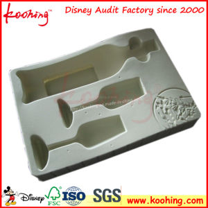 Plastic Blister Tray for Two Pieces Electronic Products / Cosmetic Blister Tray pictures & photos