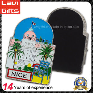 Custom Souvenir Metal Gift Fridge Magnet pictures & photos