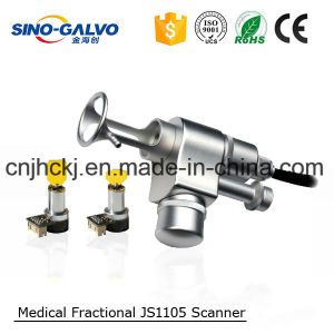 High Quality Js1105 CO2 Fractional Galvo Scanner for Beauty Machine pictures & photos