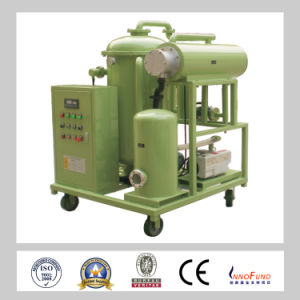 Single Stage Transformer Oil Filter Machine pictures & photos