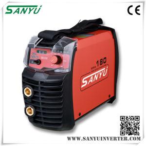 Sanyu MMA-180s (IGBT) Welding Machine pictures & photos