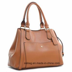 New Professional Cow Pattern PU Stitching Women Handbag Shouder Bag pictures & photos