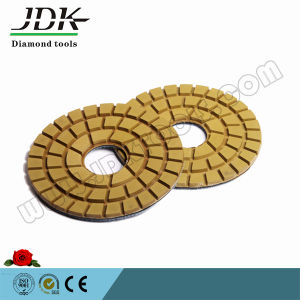 9 Inch Diamond Hard Polishing Pad for Granite pictures & photos