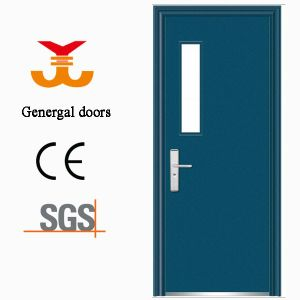 Steel Classroom Entry Door for School pictures & photos