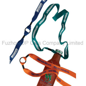 Customized Advertising Polyester Function Lanyard pictures & photos
