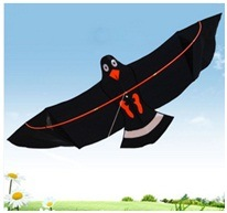 3.6 Meters Black Hawk Kite Wholesale