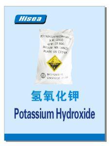 Potassium Hydroxide (KOH) 99% Purity pictures & photos