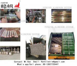 Aluminum Straight Edge Trim pictures & photos