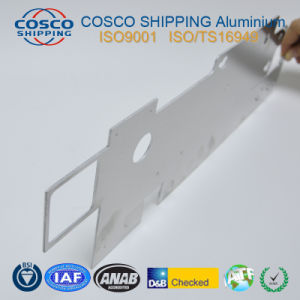 Competitive Aluminum Panel with Anodizing and Machining pictures & photos