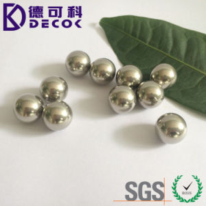 0.4mm-50mm 316 316L Large Nail Polish Stainless Steel Ball pictures & photos