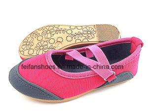 Latest Baby Injection Canvas Shoes Infant Footwear Shoes (FFBB1228-02) pictures & photos