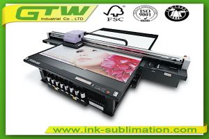 Mimaki Jfx200-2513 Large Format UV LED Flatbed Inkjet Printer in High Performance pictures & photos