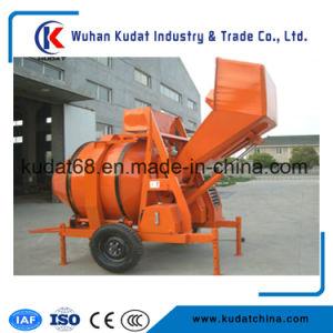 350L Diesel Concrete Mixer (JZR350) pictures & photos