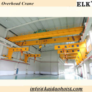 7.5t Overhead Crane with Single Beam pictures & photos