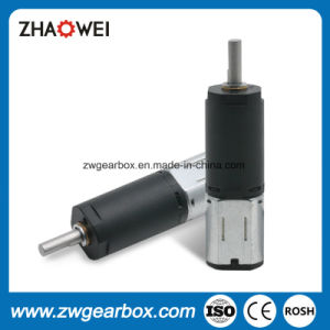 12mm Low Speed High Torque Small DC Gear Motor pictures & photos