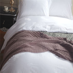 Hotel Collection Bedding Wholesale Hotel Bedding Jacquard Bedding Sets for Hotel pictures & photos