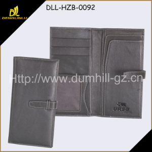 Top Selling Custom RFID Blocking Travel Leather Passport Holder
