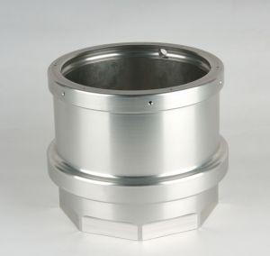 Custom Aluminum Precision Machinery Part of Anodized