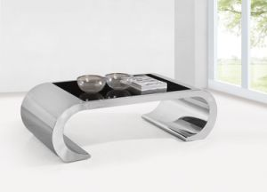 Simple Design Stainless Steel Coffee Table for Living Room Furniture pictures & photos