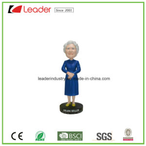 Polyresin Customized Bobblehead Figurine for Promotion Gift and Home Decoraiton pictures & photos