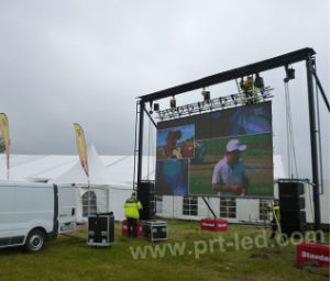 Waterproof Outdoor Rental LED Video Screen of P4 Display Panel pictures & photos