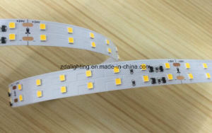 "12V-24V 60LEDs/M SMD2835 6000k Cool White ""S"" Shape LED Ribbon pictures & photos"