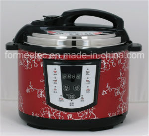 6L Electric Cooker 1000W Pressure Rice Cooker pictures & photos
