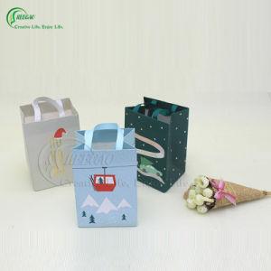 Colorful Promotional Gift Bag Manufacturer (KG-PB077)