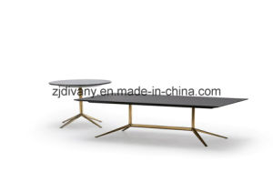 Marble Top Coffee Table (T-102 & T-103) pictures & photos