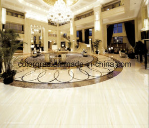 Building Material Polished Porcelain Soluble Salt Floor Tile pictures & photos