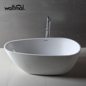 2017 New Design Distinctive Freestanding Soaking Acrylic Bath Tub pictures & photos