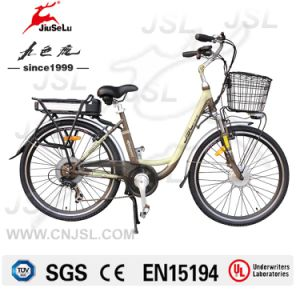 City Style 36V 250W Brushless Motor Electric Vehicle (JSL038A-5) pictures & photos