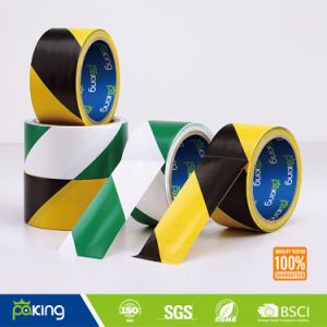 New Coming Yellow and Black Pipeline Detectable Warning Tape pictures & photos